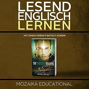 Englisch Lernen: Mit einem Urban Fantasy Roman Hörbuch