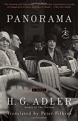 book cover of Panorama