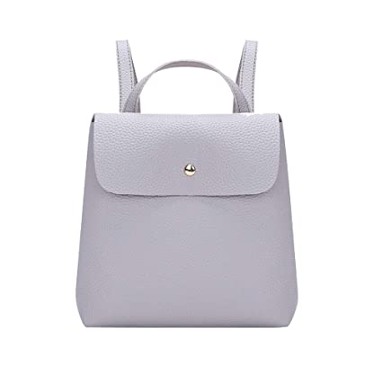 Image Unavailable. Image not available for. Color  Sweet College Wind Mini  Shoulder Bag PU Leather Fashion ... c00b33b42f