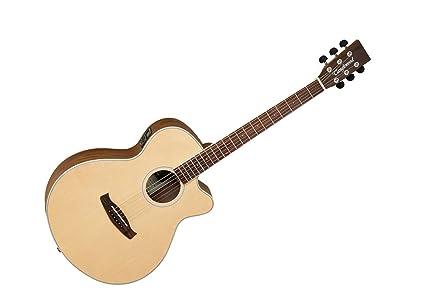 Tanglewood – DBT sfce BW – Guitarra electroacústica