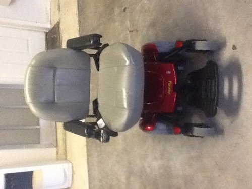 Jazzy Select 6 Electric Power Wheelchair