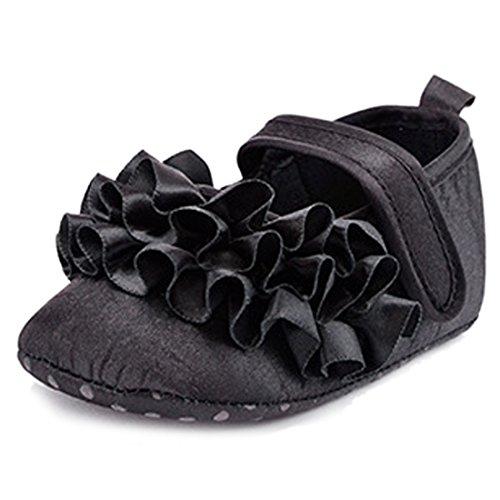 Belsen - Zapatos primeros pasos de Material Sintético para niña azul azul M negro