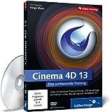 Cinema 4D 13 - Das umfassende Training
