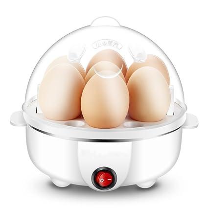 Caldera De Huevo Cocina De Huevo Eléctrica Multifuncional De Acero Inoxidable Con Capacidad De 7 Huevos