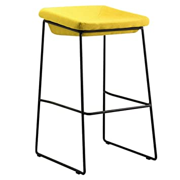 tout neuf 89db4 92507 Meubles de maison Nordic Bar Chair Tabouret haut/Design ...