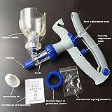 AA-fashion Veterinary Syringe Adjustable Animal