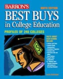 Barron's Best Buys in College Education, Lucia Solorzano, 0764133691
