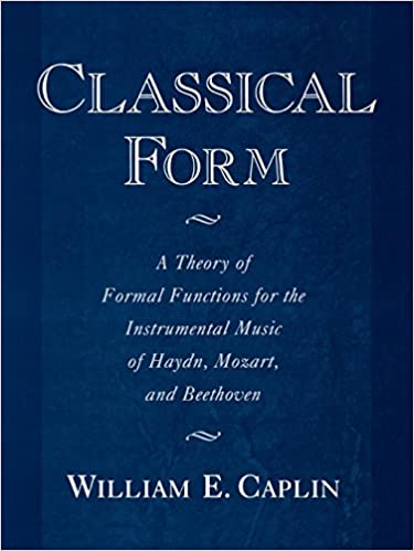 Classical Form: A Theory of Formal Functions for the Instrumental