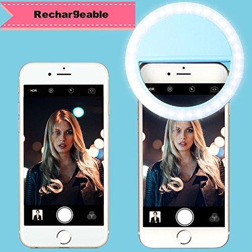 Blue Led Light Blackberry Torch - 2