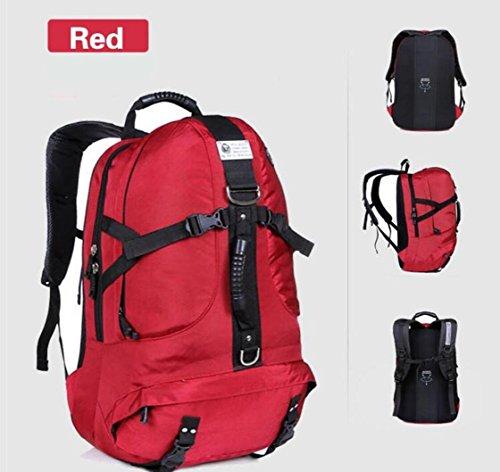 40LBackpack al aire libre mochila bolsa de viaje bolsa de senderismo (3 colores) , 3 2
