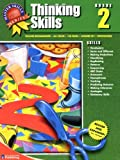 Thinking Skills, Grade 2, Carole Gerber and Carson-Dellosa Publishing Staff, 1561890529