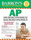 img - for Barron's AP Microeconomics/Macroeconomics, 5th Edition book / textbook / text book