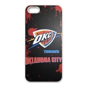 Oklahoma City Thunder Logo Phone Case for Iphone 5s