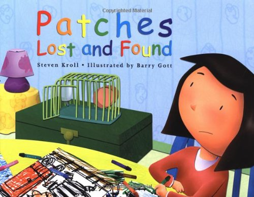 Patches Lost and Found (Lion And Mouse Story In English Writing)