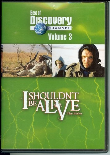 Amazon.com: Best of Discovery Channel Vol. 3: I Shouldn't Be Alive (Lost in the Snow & Jaws of Death): Discovery Channel: Movies & TV