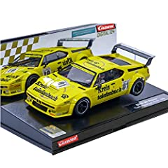 DescriptionThis cult car is a true legend and has now been given a new paint job! Manfred Winkelhock drove over the line in 3rd position at the 1979 Grand Prix of the Netherlands in Zandvoort, demonstrating the immense power of the BMW M1 Pr...