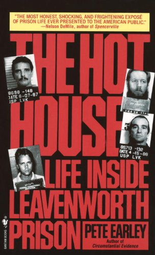 The Hot House: Life Inside Leavenworth Prison cover