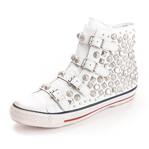 Scarpe Sneaker Cenere Vittima Donne Femminili Femminile