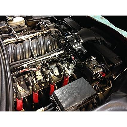 Hinson rojo LSX rendimiento coche cable de Bujía Set LS1 LS2 LS3 LS6 ls7 LSA: Amazon.es: Coche y moto