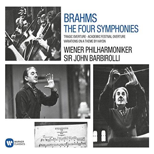 Brahms: Symphonies Nos. 1 - 4 ()