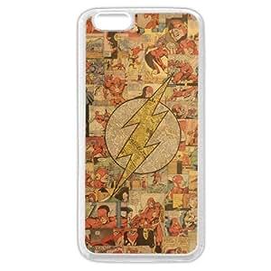 "UniqueBox The Flash Custom Phone Case for iPhone 6+ Plus 5.5"", DC comics The Flash Customized iPhone 6 Plus 5.5 Kimberly Kurzendoerfer"