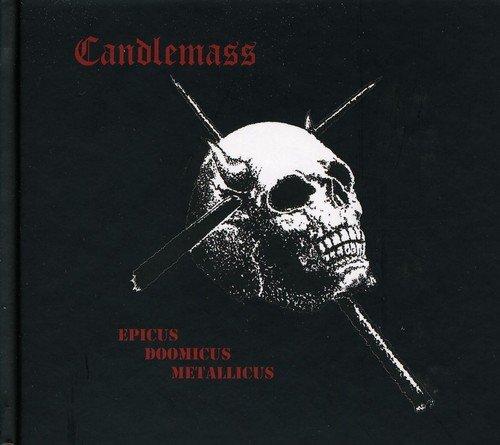 Candlemass - Epicus Doomicus Metallicus, 25th Anniversary Edition - Zortam Music