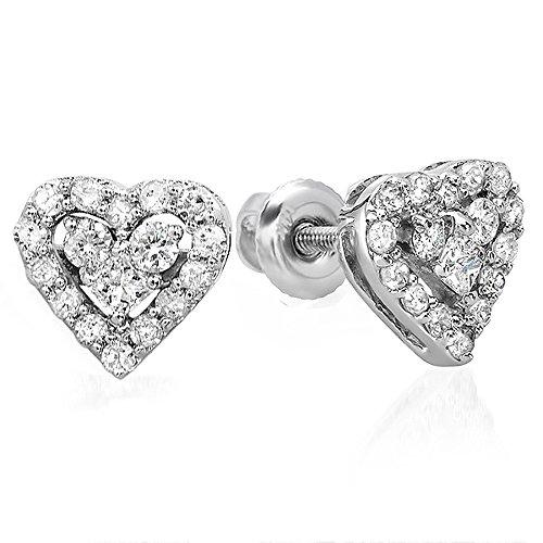 0.55 Ct Princess Diamond - 3