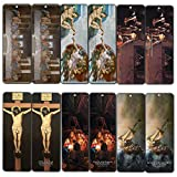 Famous Christianity Clasisic Art Paintings Bookmarks (30-Pack)