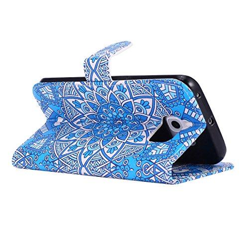 Pochette Etui pour Stand Magnetique Coque Protection Galaxy Edge Cuir pour S6 Coque Portefeuille Fonction S6 Galaxy Galaxy Edge etui de S6 Housse avec Edge de Herbests téléphone Totem Housse Fleur de en Cuir en Raba Epq6YxY