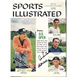 Finsterwald & Wall Signed Sports Illustrated - PSA/DNA Certified - College Programs