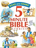 img - for Read and Share 5-Minute Bible Stories book / textbook / text book