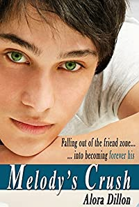 Melody's Crush by Alora Dillon ebook deal