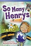 So Many Henrys, Letta Schatz, 148071724X