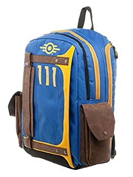 Fallout Vault Tec Suit Up 111 Armored Laptop Backpack 1