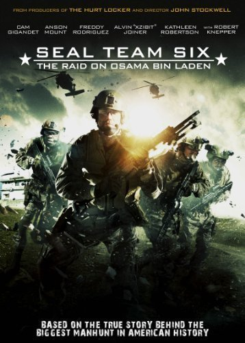 Seal Team Six: The Raid On Osama Bin Laden by ANCHOR BAY by John Stockwell