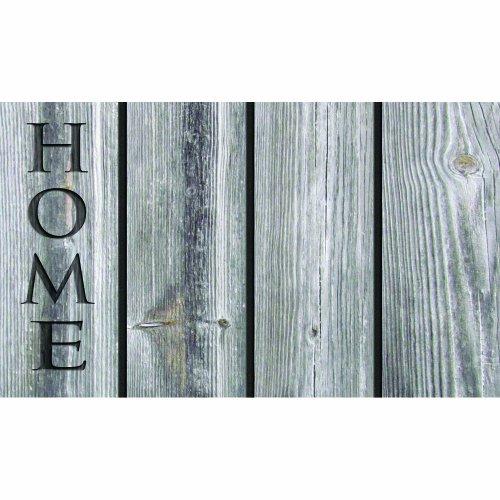 wood entrance doors - 1