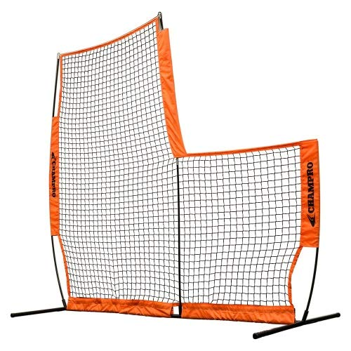 CHAMPRO MVP Portable L Screen 7 Ft X 7, used for sale  Delivered anywhere in USA