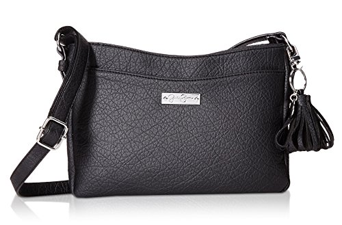 Jessica Simpson Women's Brynn Crossbody Black Cross Body