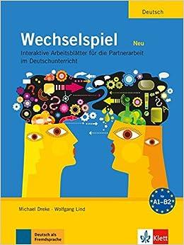 Wechselspiel NEU: Interaktive Arbeitsblätter für die Partnerarbeit ...