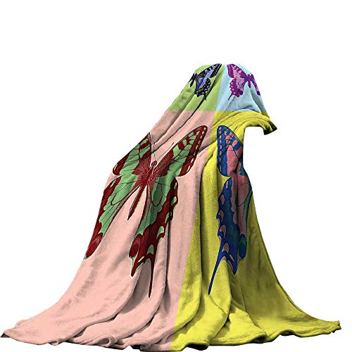 - QINYAN-Home Lightweight Blanket (60