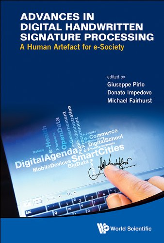 Download Advances in Digital Handwritten Signature Processing:A Human Artefact for e-Society Pdf