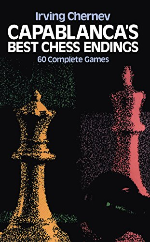 Capablanca's Best Chess Endings (Dover Chess) (English Edition)