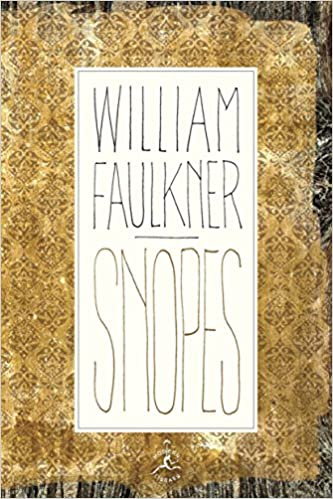 Snopes A Trilogy Snopes Trilogy Faulkner William Garrett George 9780679600923 Amazon Com Books