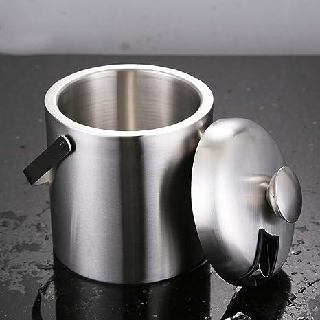 Amazon.com: Wine Ice Bucket, Double Walled Insulated ...
