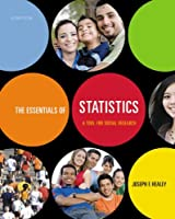 The Essentials of Statistics: A Tool for Social Research, 2nd Edition Front Cover