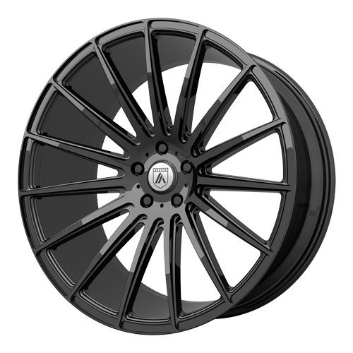 Asanti Black ABL-14 20x8.5 Black Wheel / Rim 5x112 with a 38