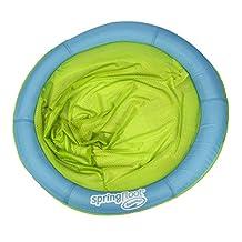 SwimWays Spring Float Papasan, Green