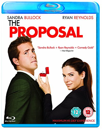 The Proposal [Blu-ray] [Region Free]