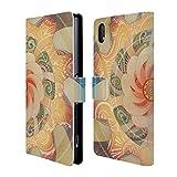 Official Brenda Erickson Solar Plexis Chakras Leather Book Wallet Case Cover For Sony Xperia Z2
