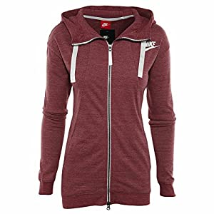 Nike Gym Classic Full Zip Hoodie Womens Style: 854961-650 Size: S